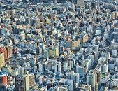 Concrete jungle — Stock Photo