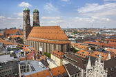 Panorama of Munich — Stock Photo