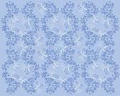 Blue_pattern — Stock Vector