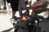 Blacksmith craft — Stock Photo