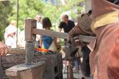 Cosas para el arte herrero — Foto de Stock