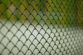 Fence mesh — Stock Photo