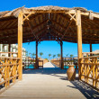 Panorama bungalows resort - Stockfoto