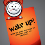 Alarm Clock Set 2 — Stock Vector