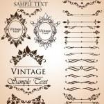 Vintage — Stock Vector #4698939