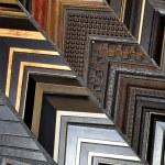 Corner samples — Stock Photo