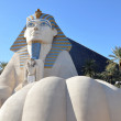 Stock Photo: Sphinx Statue, Luxor Hotel