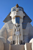 Sphinx Statue, Luxor Hotel — Stock Photo