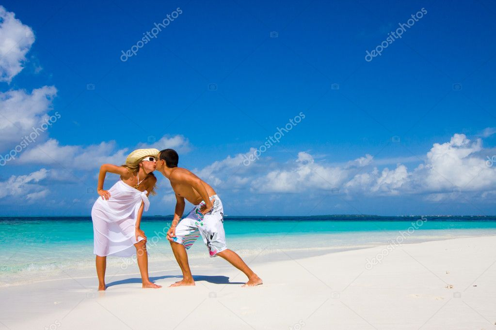 Young couple — Stock Photo #4562456