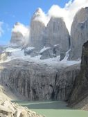 Torres del Paine — Stock Photo