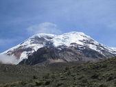 Chimborazo Ecuador — Stock Photo