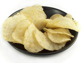 Crispy chips — Stock Photo