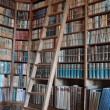 Stock Photo: Old library