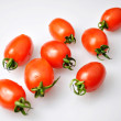 Cherry tomatoes — Stock Photo #5339138