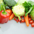 Fresh vegetables — Foto de stock #5339184