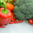 Fresh vegetables — Foto de Stock