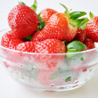 Fresh strawberry — Stock Photo #5340331