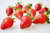 Fresh strawberry — Stock Photo