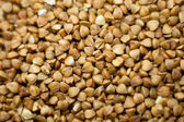 Clean cereals - buckwheat — Stockfoto