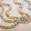 Necklace closeup — Stock Photo #4713862