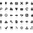 Royalty-Free Stock Vectorafbeeldingen: Web Icon Set