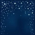 Звездный фон — Cтоковый вектор