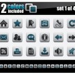 Royalty-Free Stock Imagen vectorial: Web Icons