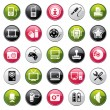 Royalty-Free Stock Vector Image: Web Icon Collection