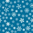 Snow Seamless Vector Background — Stock Vector #4605127