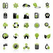 Environment icon set - Grafika wektorowa