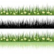 Vector Grass - Stock Vector
