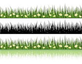 Vector Grass — Stock Vector