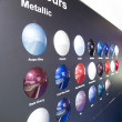Photo: Metallic Colours