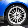 Wheel - Stock Photo