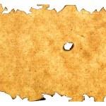 Burnt Paper — Stock Photo #4734317