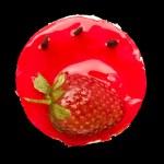 Strawberry Cake — Stock Photo #4734333