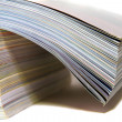 Stockfoto: Stack of Magazines