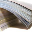 Stack of Magazines — Stock Photo #4735040