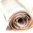 Newspapers — Stock Photo #4735132