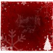 Christmas Abstract Background — Stock Photo