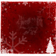 Christmas Abstract Background - Stock Photo