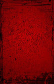 Red Grunge Background — Stock Photo