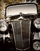 Classic vintage car — Photo