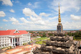 Vientiane, capital of Laos. — Stock Photo