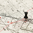 Route Planning - Foto Stock