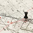 Route Planning - Stock Photo
