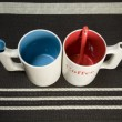 Coffee Mugs — Foto Stock