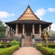 Wat Ho Phra Keo - Stock Photo