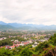 Scenic view across Luang Prabang — Stock Photo
