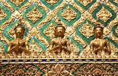 Emerald Buddha Temple — Stock Photo
